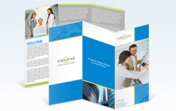 Online Brochure Printing Offers Variety and Ease